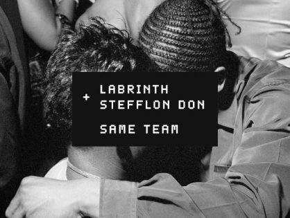 "Labrinth Connects With Stefflon Don For ""Same Team"""