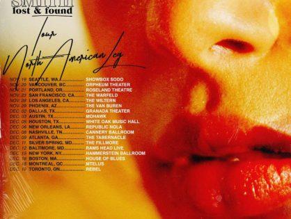 """Jorja Smith Announces Fall """"Lost & Found"""" Tour"""