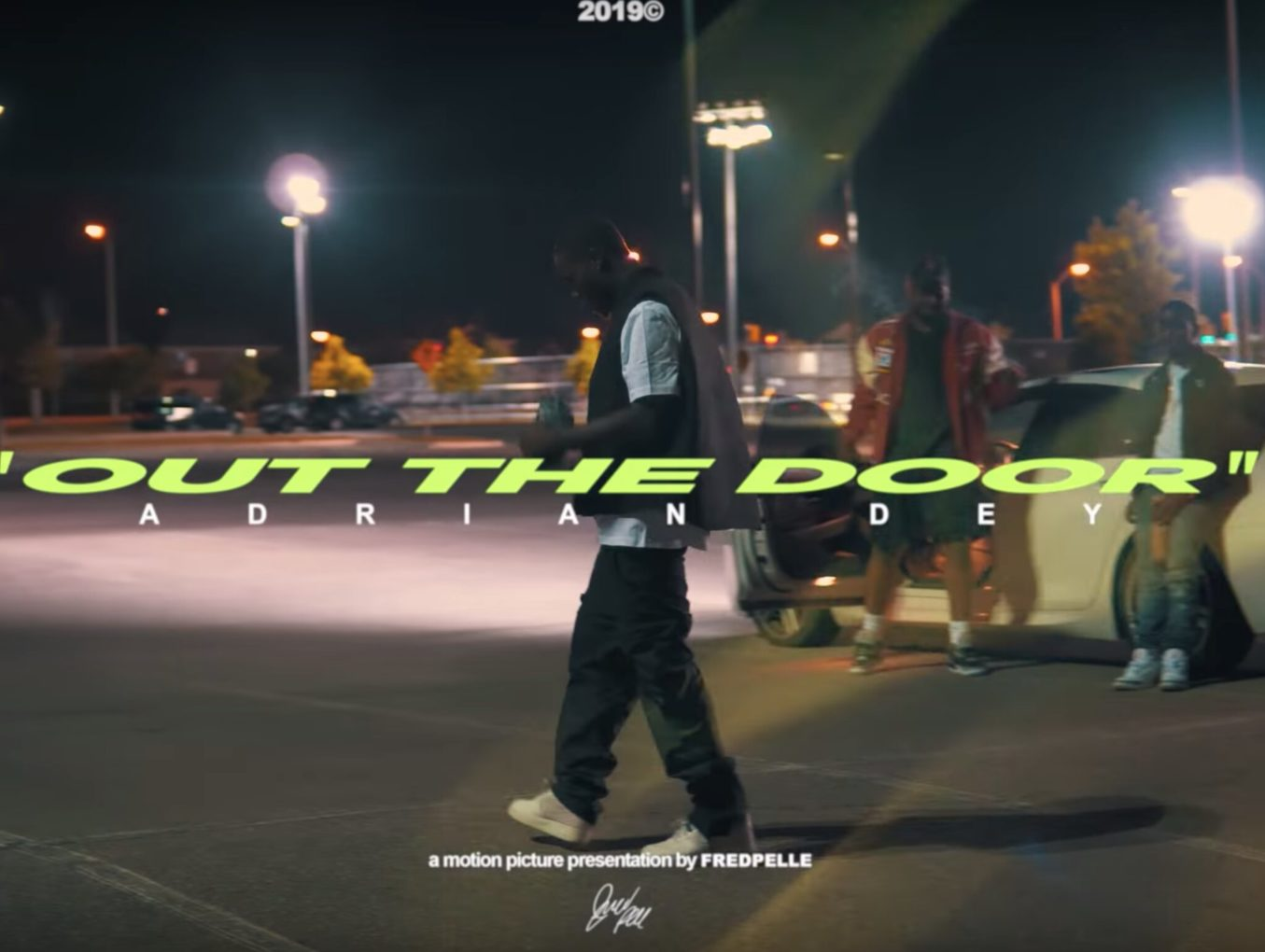 "Brampton's Adrian Dey Releases Video For ""Out The Door"""