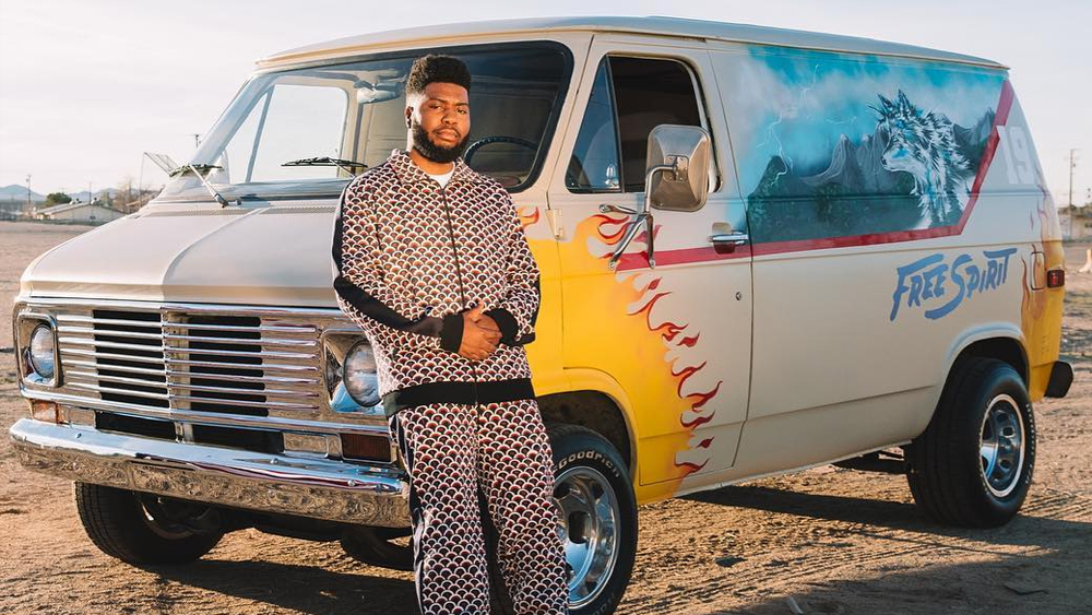 """Khalid: Free Spirit"" A Short Film & Album Listening Event, In Cinemas Worldwide"