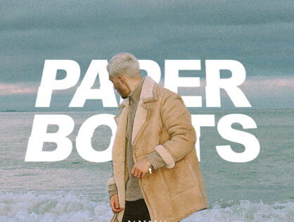 "Ashton Mills Releases His Debut Single ""Paper Boats"""