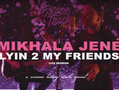 Mikhala Jené Shines In EscapeTracks' Women's History Month Special